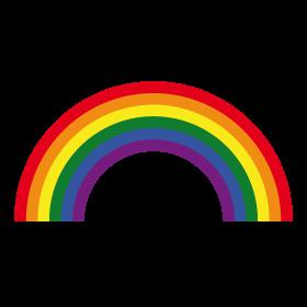 Rainbow / Arc-En-Ciel / Arcoíris (6 Colors)