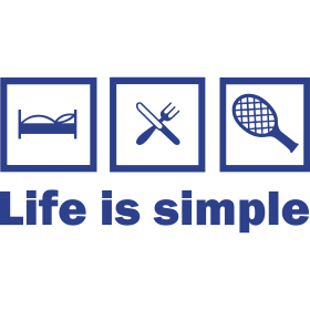 (1 Lifeissimple Tennis)