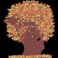 Design ~ Michigan Autumn Tree