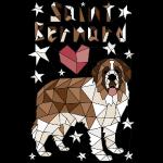 Geometric Saint Bernard