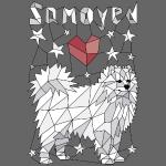 Geometric Samoyed