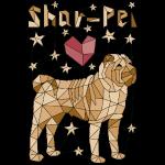 Geometric Shar-Pei