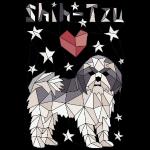 Geometric Shih-Tzu