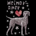 Geometric Weimaraner