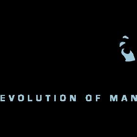 Evolution Of Man Golf Player C 2c