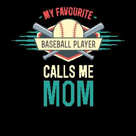 My Favourite Baseball Player Calls Me Mom