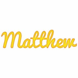 Matthew in Gold