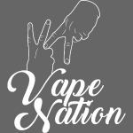 Vape Nation white