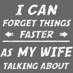 Funny Joke about my Wife and Me