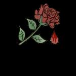 The Rose Tour Logo (Black)