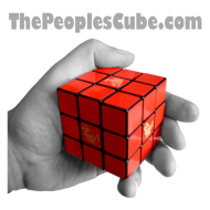 Design ~ Cube in hand