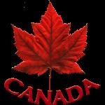 Canada Souvenir Maple Leaf Shirts Canada Gifts