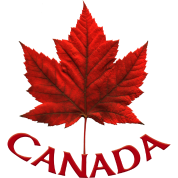 Canada Souvenir Maple Leaf Gifts Design
