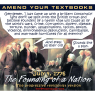 Design ~ Founding Fathers Revised