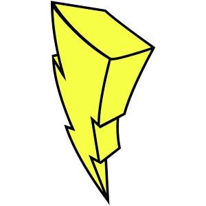 mmpr lightning