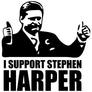 I Support Stephen Harper