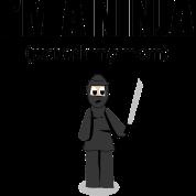 I'm a Ninja just ask Mom