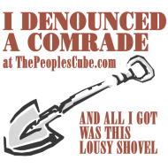 Design ~ I denounced a comrade