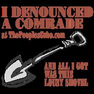 Design ~ I denounced a comrade