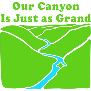 Our Canyon is Just as Grand