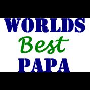 World's Best Papa.