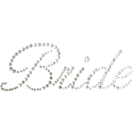 Bride Rhinestone Small