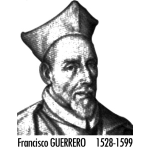 Francisco Guerrero Portrait