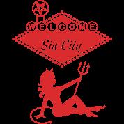 Sin City - Devil Mudflap Girl