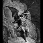 Satan on da phone