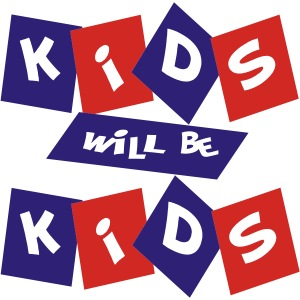 Kids Will Be Kids, Cut Out