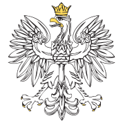 Polish Eagle With Gold Crown