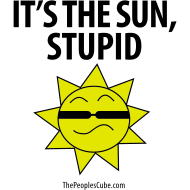 Design ~ It's the sun, stupid!