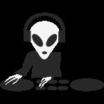 DJ Alien Turntables