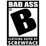 Rated B for badass