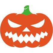 Jack O Lantern (2 color)