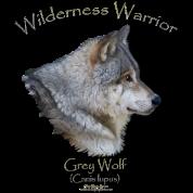 Wilderness Warrior Wolf