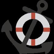 Life Saver and Anchor