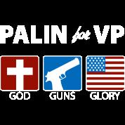 Palin for VP: God, Guns, Glory for DARK