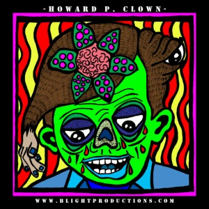 Howard P Clown