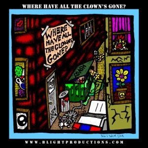 Where have all the clowns gone