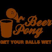 GET YOUR BALLS WET