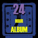 24 Hour Album Logo