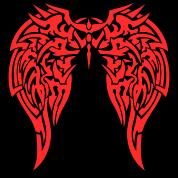 tribal wings