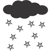 Pentacle Rain