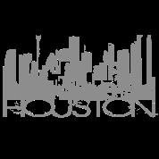Houston Texas T-shirt Design