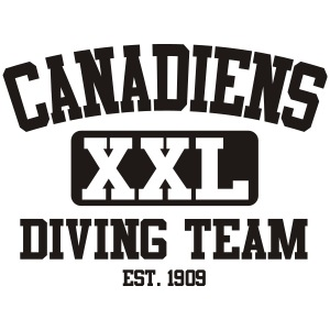 Canadiens Diving Team