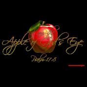 Apple of Gods Eye Christian T-Shirts
