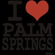 i love palm springs by wam
