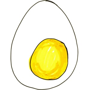 egged