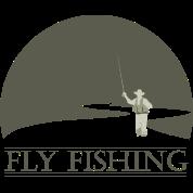fly fisherman 1 fly fishing design